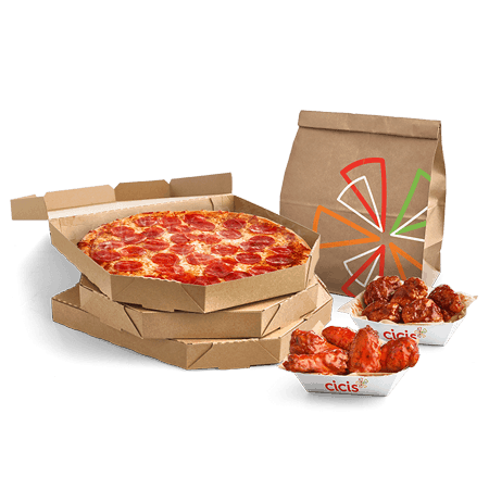 pizza family pack