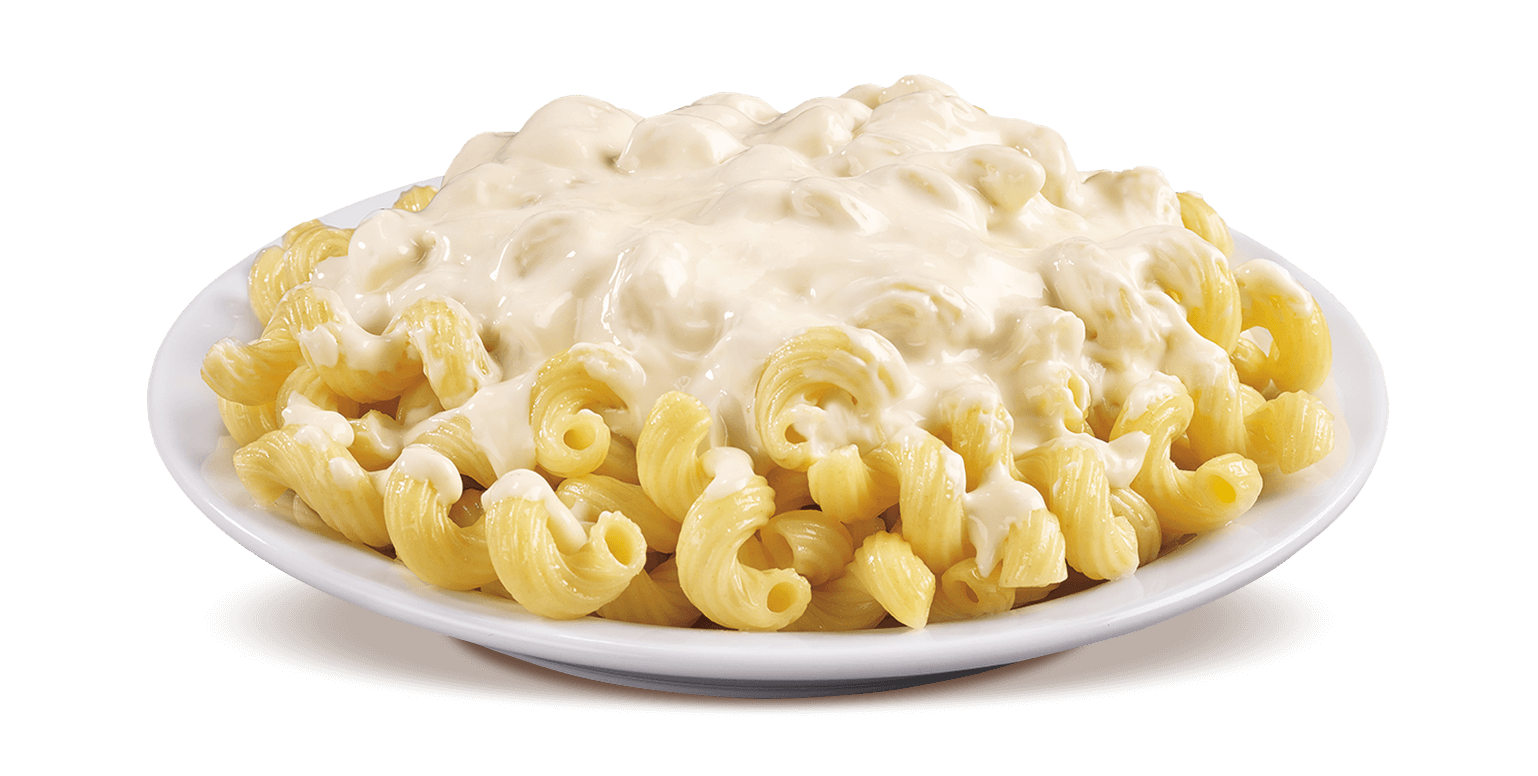 Pasta with White Sauce